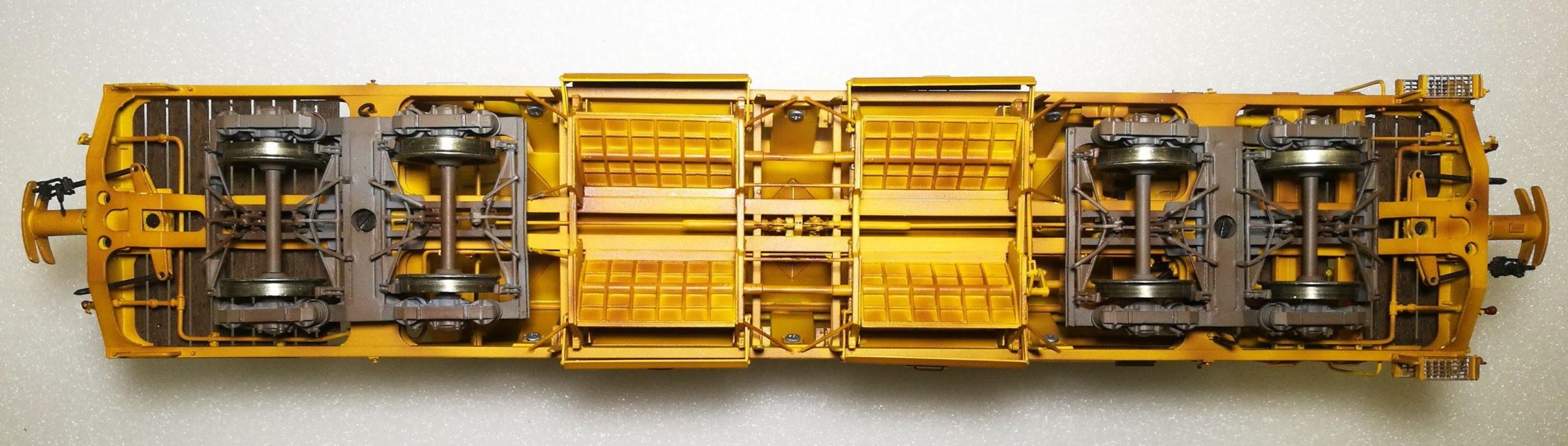 Fad 8723 gelb von unten